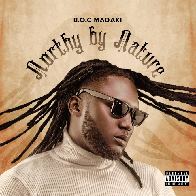 ALBUM: Boc Madaki — Northy By Nature