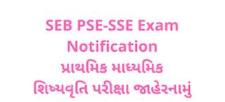 SEB PSE, SSE Scholarship Exams 2019