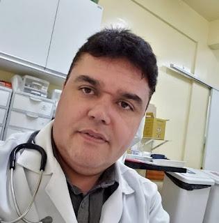 Médico Ricardo Passos morre em decorrência de complicações causadas pela Covid-19