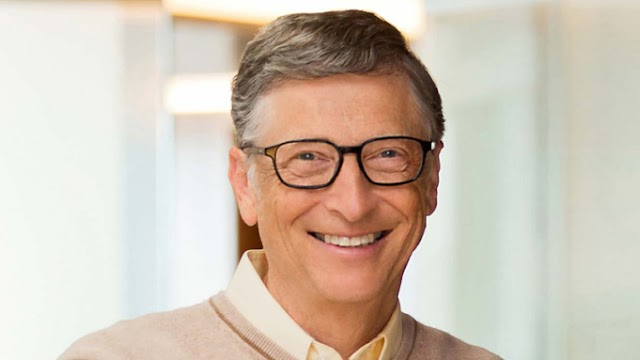 Bill Gates Stepping Down From Microsoft's Board