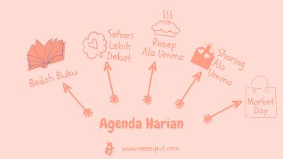 Agenda Harian