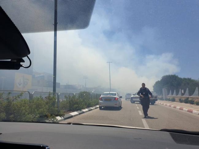 إغلاق الشواطئ في وسط إسرائيل بعد ضربات صاروخية