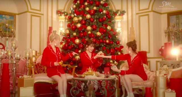 canciones kpop navidad