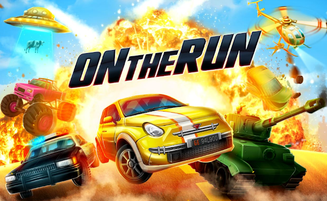 Download On The Run APK MOD | Android Game