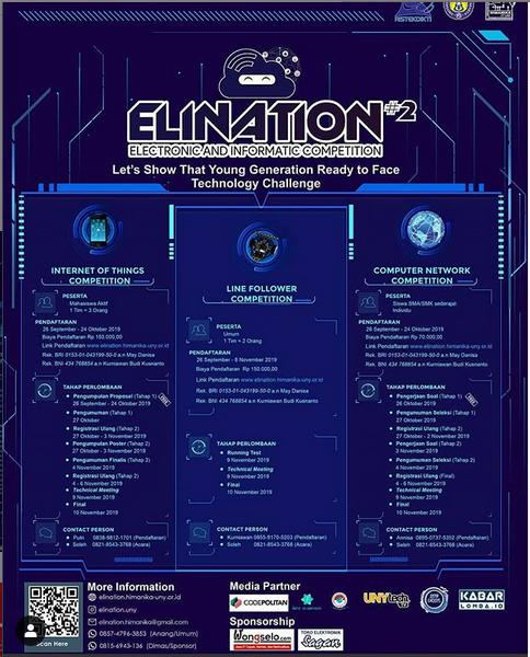 ELINATION oleh Universitas Negeri Yogyakarta