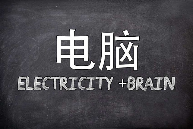 Funny Chinese English words