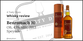 ATD whisky review Benromach 10