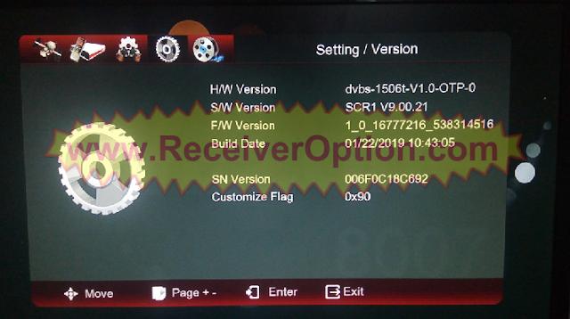 WEZONE 8007 1506T HD RECEIVER ORIGINAL FLASH FILE