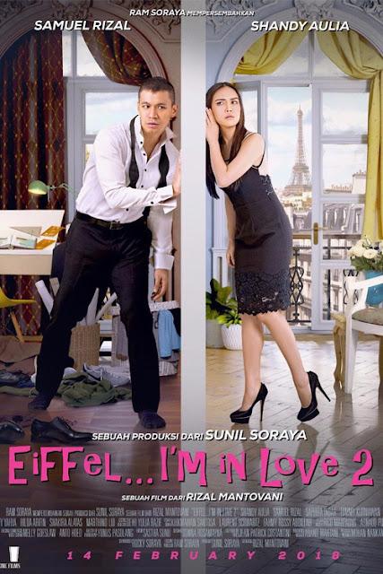 Menanti Kejutan Cinta Dari Film Eiffel I'm in Love 2