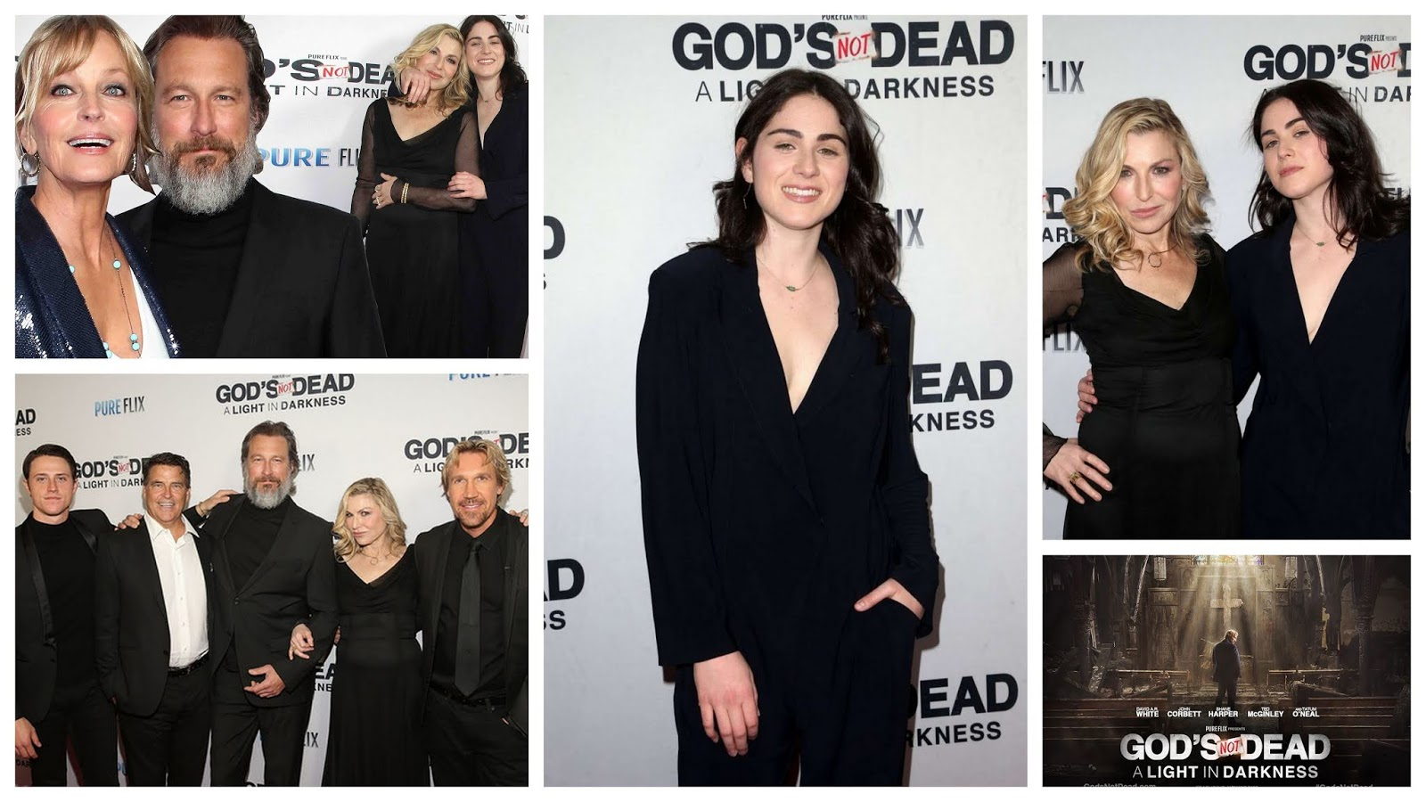 Deus Não Está Morto Uma Luz Na Escuridão 2018 Film Review