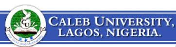 Caleb University 2017/2018 Academic Calendar Schedule Out