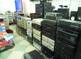 Thu mua amply cũ giá cao