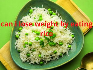 How much rice should i eat a day to lose weight