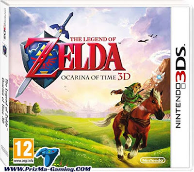The Legend of Zelda: Ocarina of Time 3D (3DS) Download [Decrypted] ROM for Citra | PrizMa Gaming