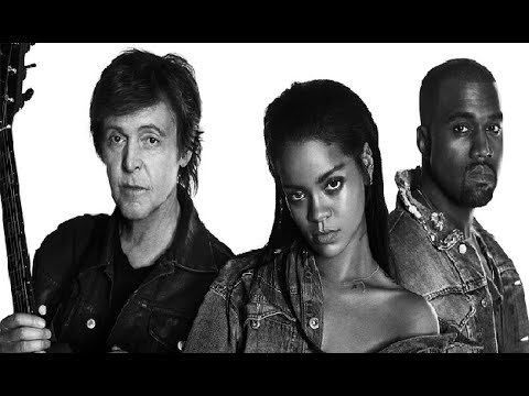 Rihanna FourFiveSeconds MP3, Video & Lyrics