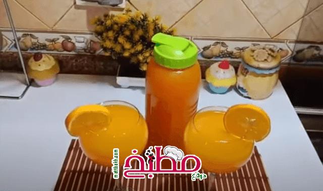 عصير البرتقال والجزر المركز فاطمه ابو حاتي