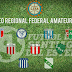 Torneo Regional Amateur: Programación fecha 5.