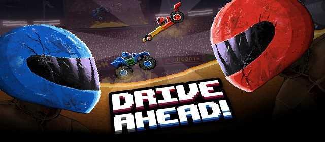 Drive Ahead! Android Yarış Oyun Apk indir Güncel!
