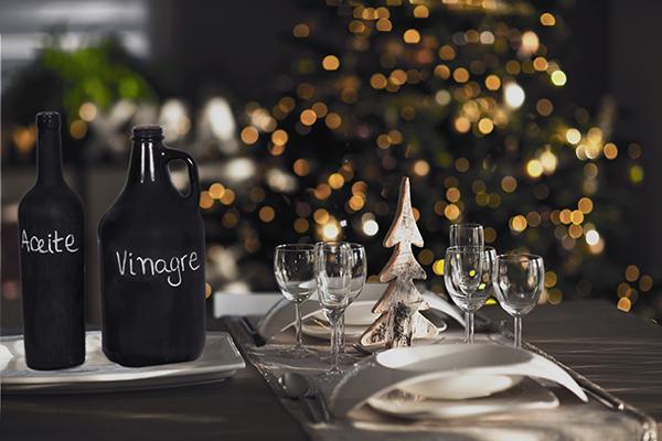 sorprender-invitados-decoración-Rust-Oleum-tips-navidad-tendencias