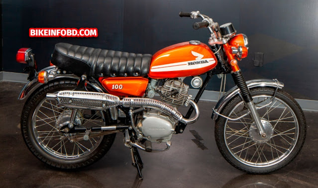 1970 Honda CL100
