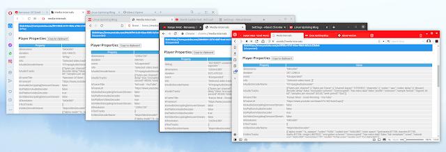 Hardware acceleration MojoVideoDecoder Google Chrome Vivaldi Opera Brave Linux