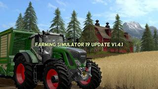Farming Simulator 2019 Güncelleme V1.4.1 indir