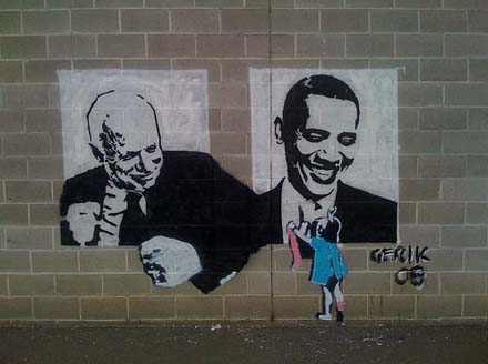 banksy graffiti political -#main