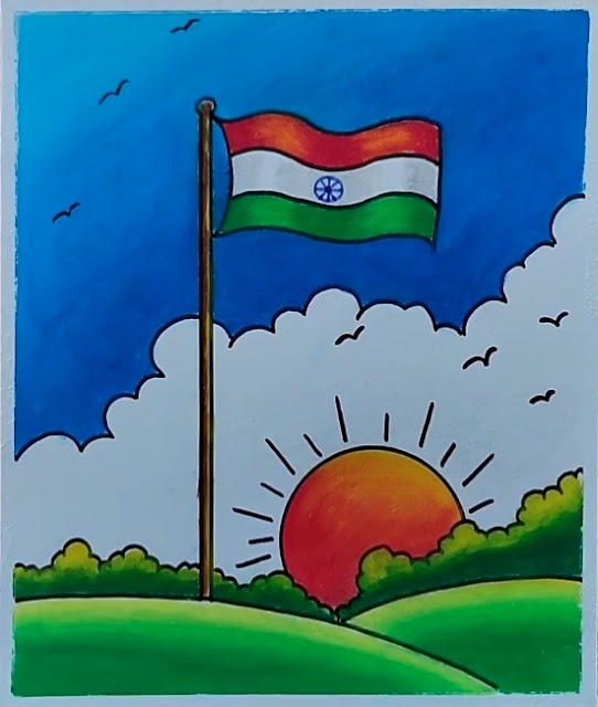 Independence Day 2021 Drawing Ideas