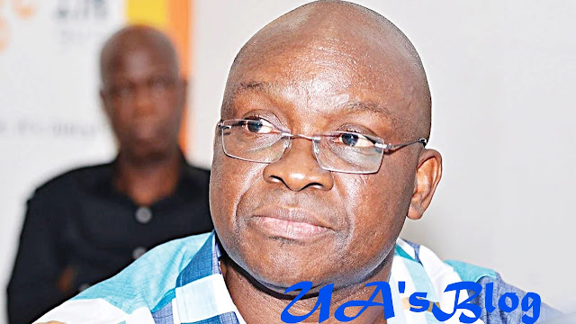 Ekiti election: Fayose silent 24 hours after Fayemi's victory