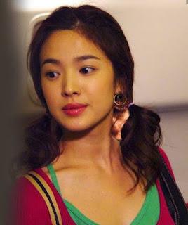 7 Transformasi Artis Cantik Korea Song Hye Kyo Tetap Cantik Mempesona Diusia 39 Tahun