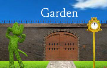 Tototo Garden Escape Walkthrough