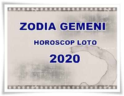 horoscop castiguri loto gemeni 2020