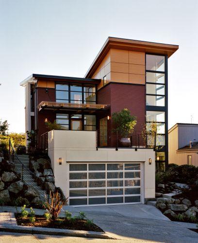 House Designs Modern And Minimalist Design House Exterior