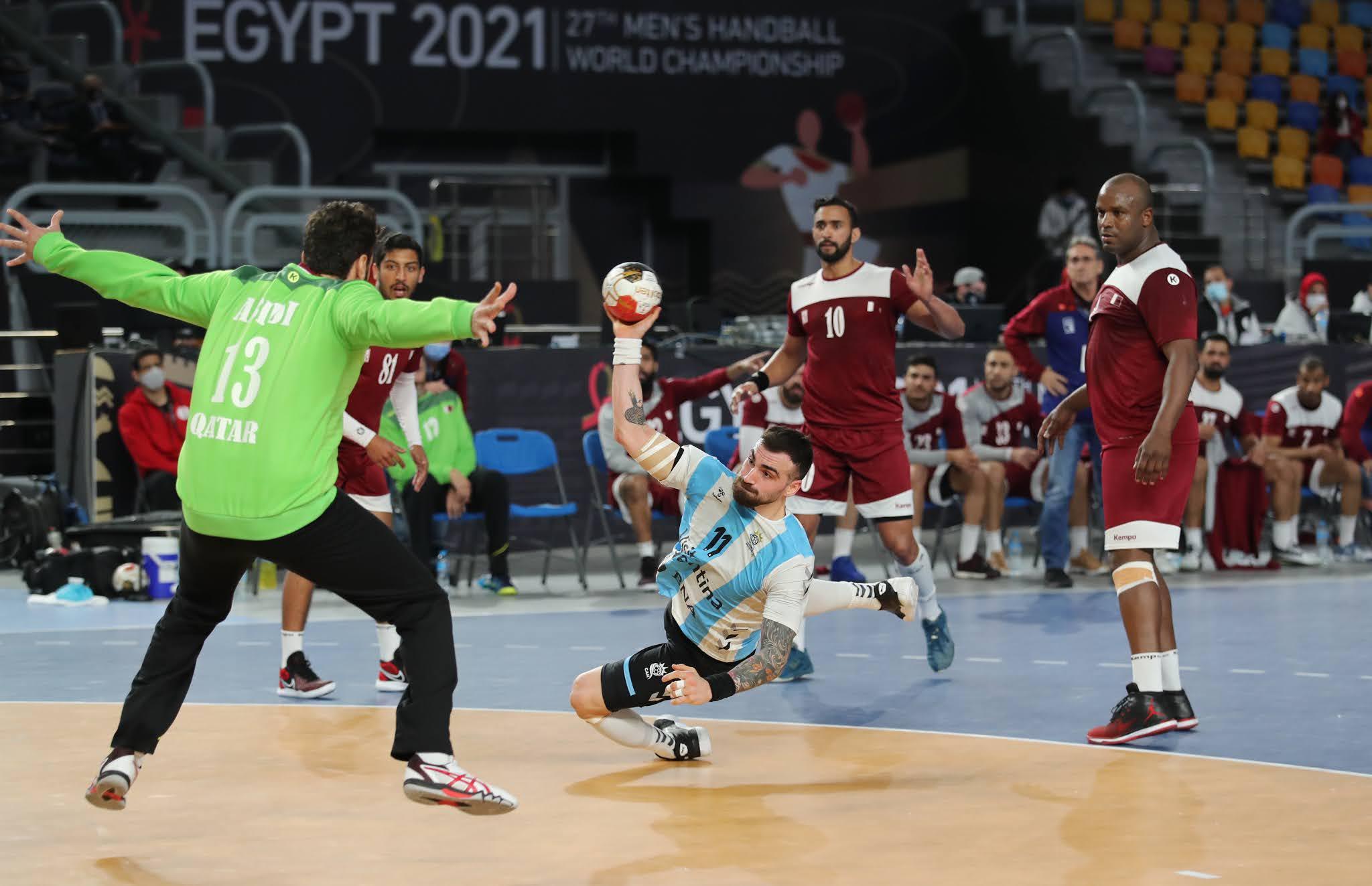 Gladiadores caen ante Qatar y complican la chance de clasificarse a cuartos de final