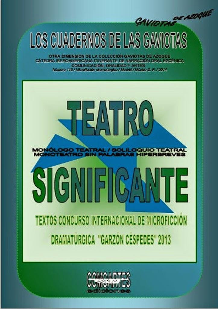 Salomé Guadalupe Ingelmo, Antología de teatro, Microdramaturgia, Libros de Salomé Guadalupe Ingelmo