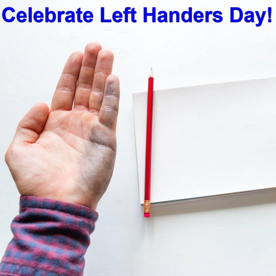 International Lefthanders Day