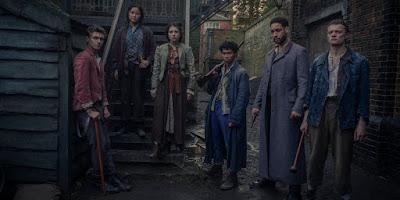 Conheça The Baker Street Irregulars, A Nova Série Criminal da Netflix Que Chega à Plataforma a 26 de Março