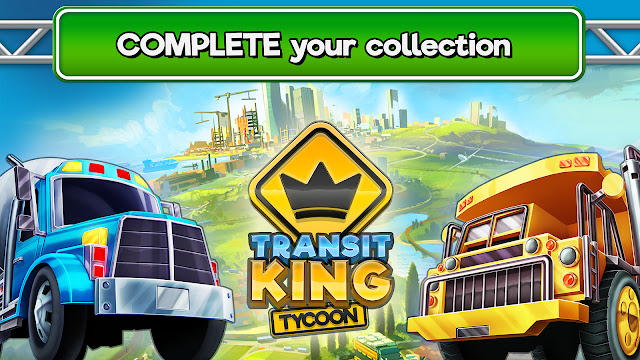 Transit King Tycoon v2.6 MOD UPDATE