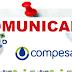 Comunicado da Compesa em Barreiros