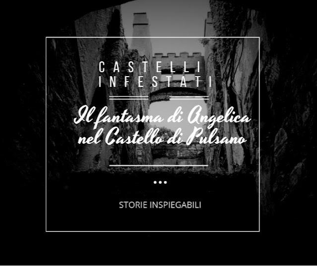 Il fantasma di Angelica nel Castello di Pulsano