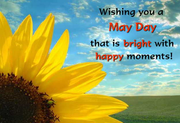 May Day wishes for the World