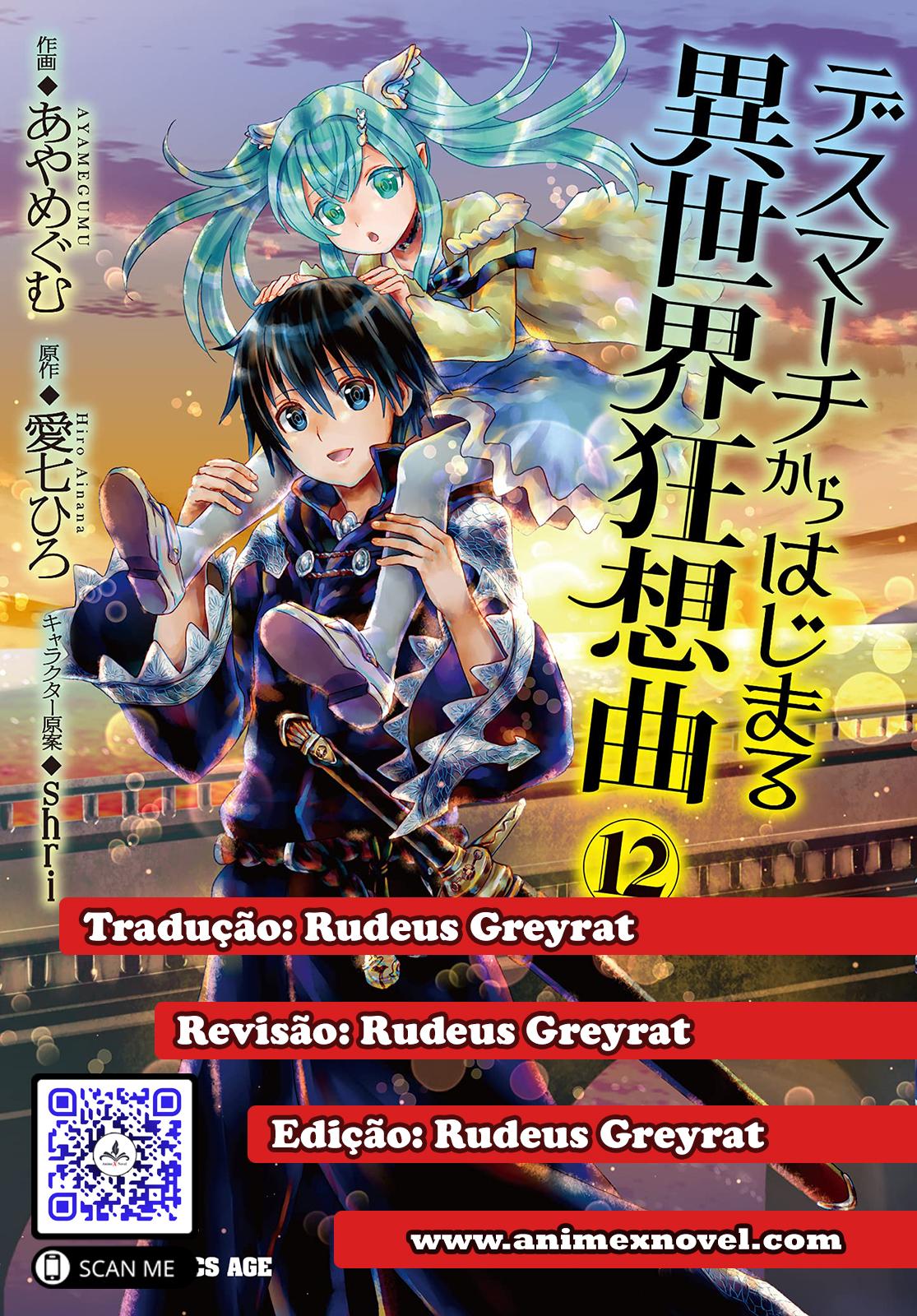 Death March Kara Hajimaru Isekai Kyousoukyoku / Death March To The Parallel World Rhapsody Mangá Online Capítulo 80