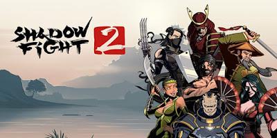 لعبة الظل القتال 2 Shadow Fight