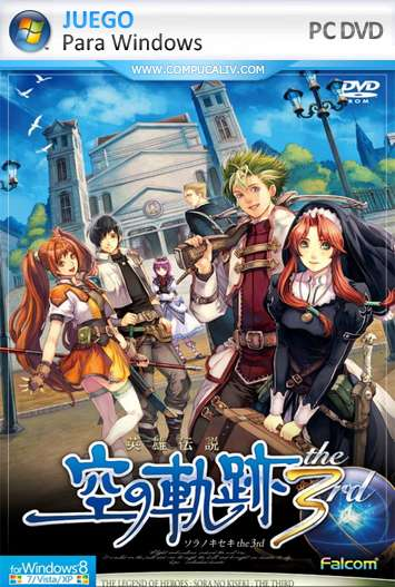 The Legend of Heroes: Trails in the Sky the 3rd PC Full