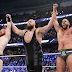 Cesaro e Sheamus se tornam SmackDown Tag Team Champions durante o SmackDown 1000