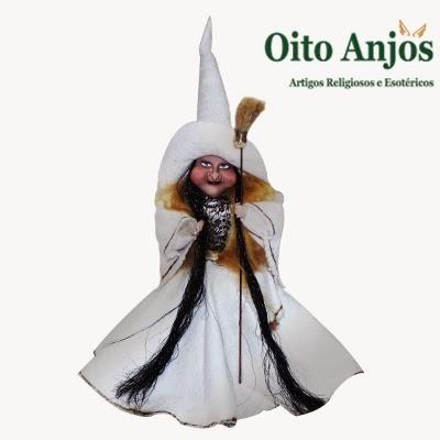 Imagem Bruxa e Imagem Magos | Oito Anjos Artigos Religiosos e Loja Esotérica