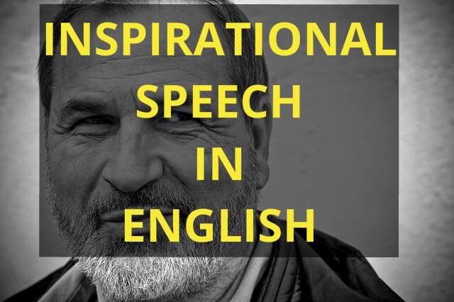 inspirational speeches in english free download