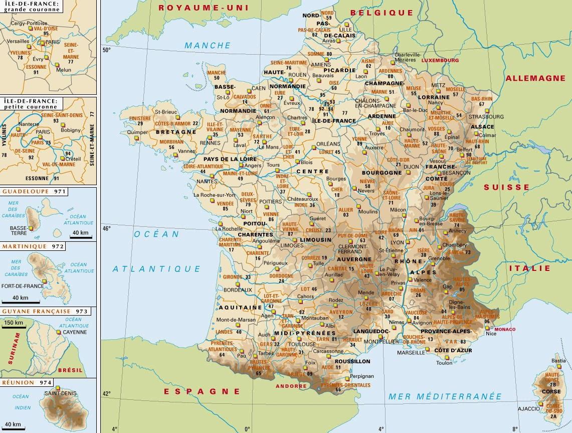 top 10 attracted cities in france travellingway. Black Bedroom Furniture Sets. Home Design Ideas