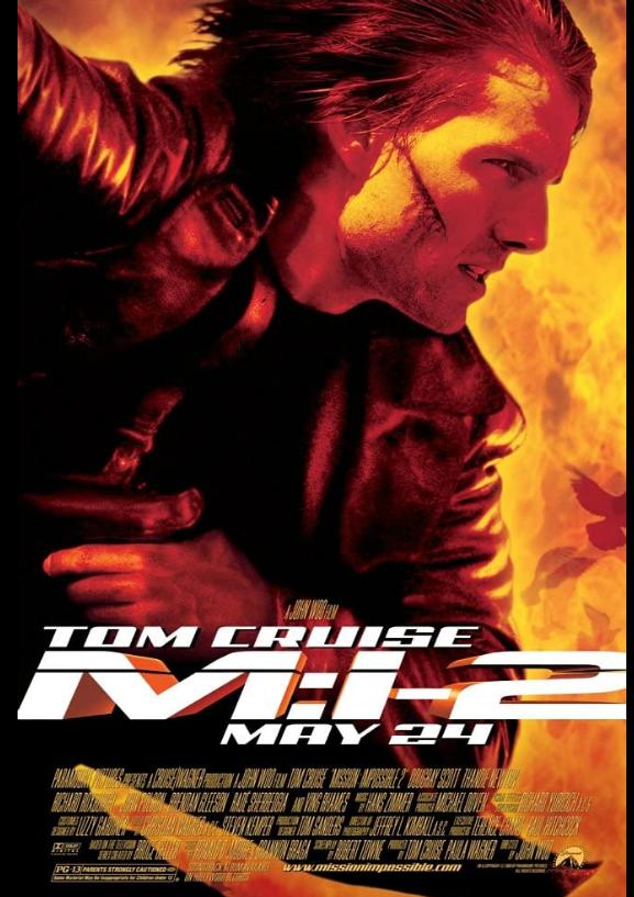 Mission - Impossible Ii 2000 x264 720p Esub BluRay Dual Audio English Hindi THE GOPI SAHI