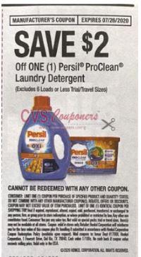 persil $2 off coupon
